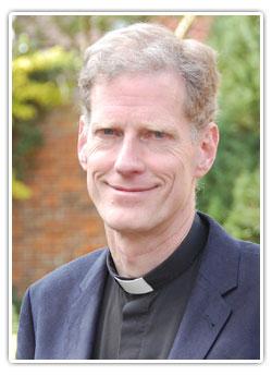 Revd Canon Robin King